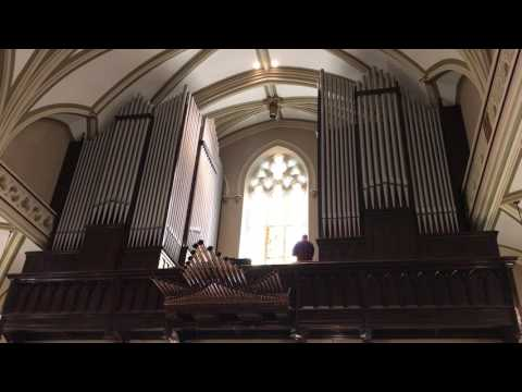 Widor Toccata with Festival Alleluias, Our Lady of Mt. Carmel Church, Chicago