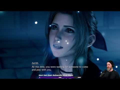 McQueeb Subathon Day 22 (C) Final Fantasy VII Remake