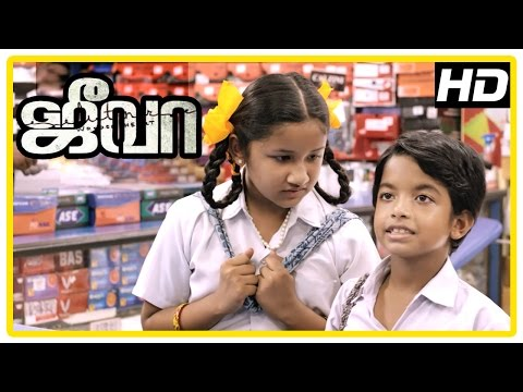 Jeeva Tamil movie   scenes   Title Credits   Vishnu recollects his childhood and love for cricket