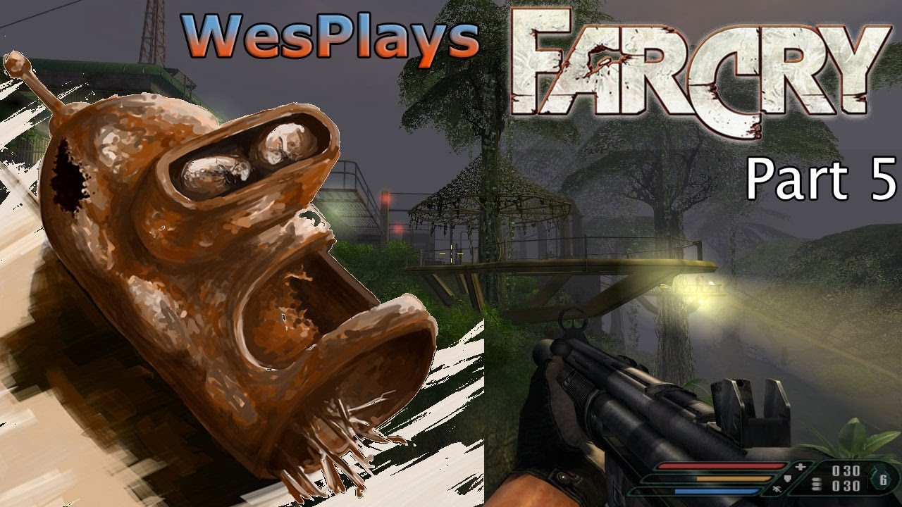 Wesplays Farcry Part Fifth Meet The Trigens Youtube
