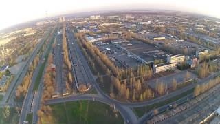 �������� ���� Ульяновск. Новывй Город. Промзона. ������