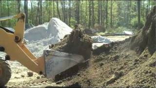 Bedrock Landscape Supply Yard Youtube