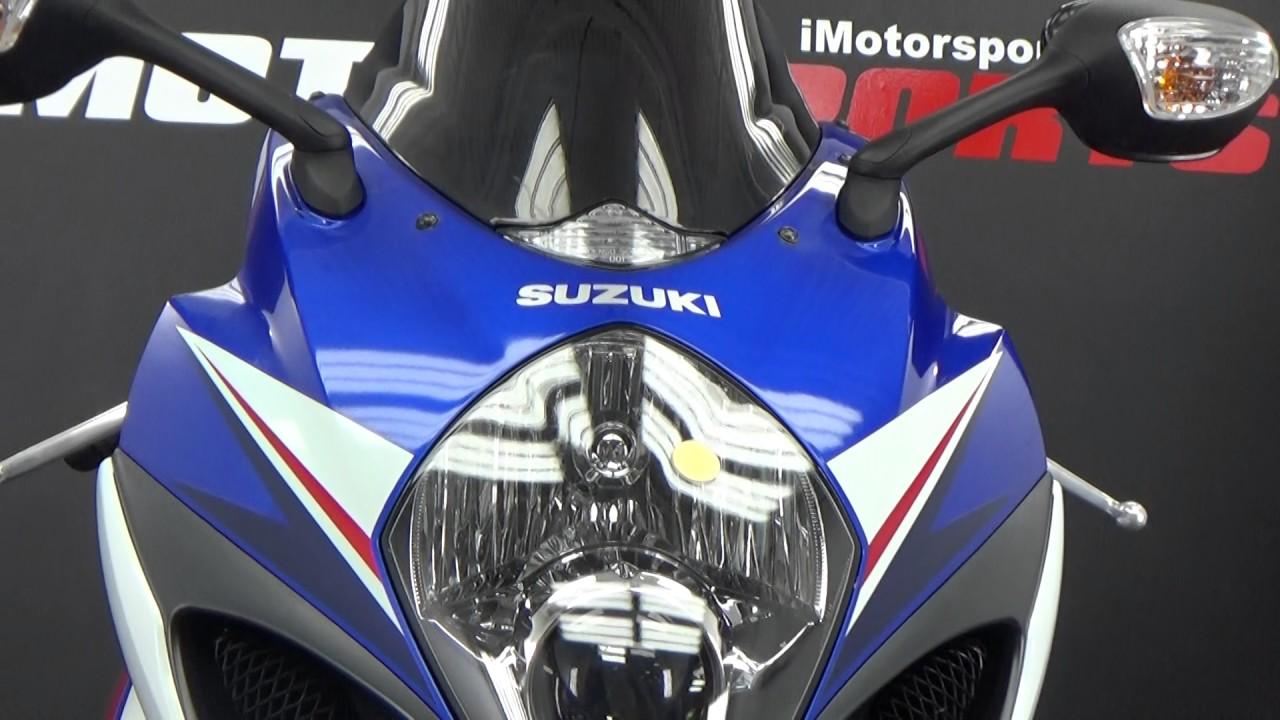 2007 Suzuki GSX-R1000 A2971@ iMotorsports - YouTube