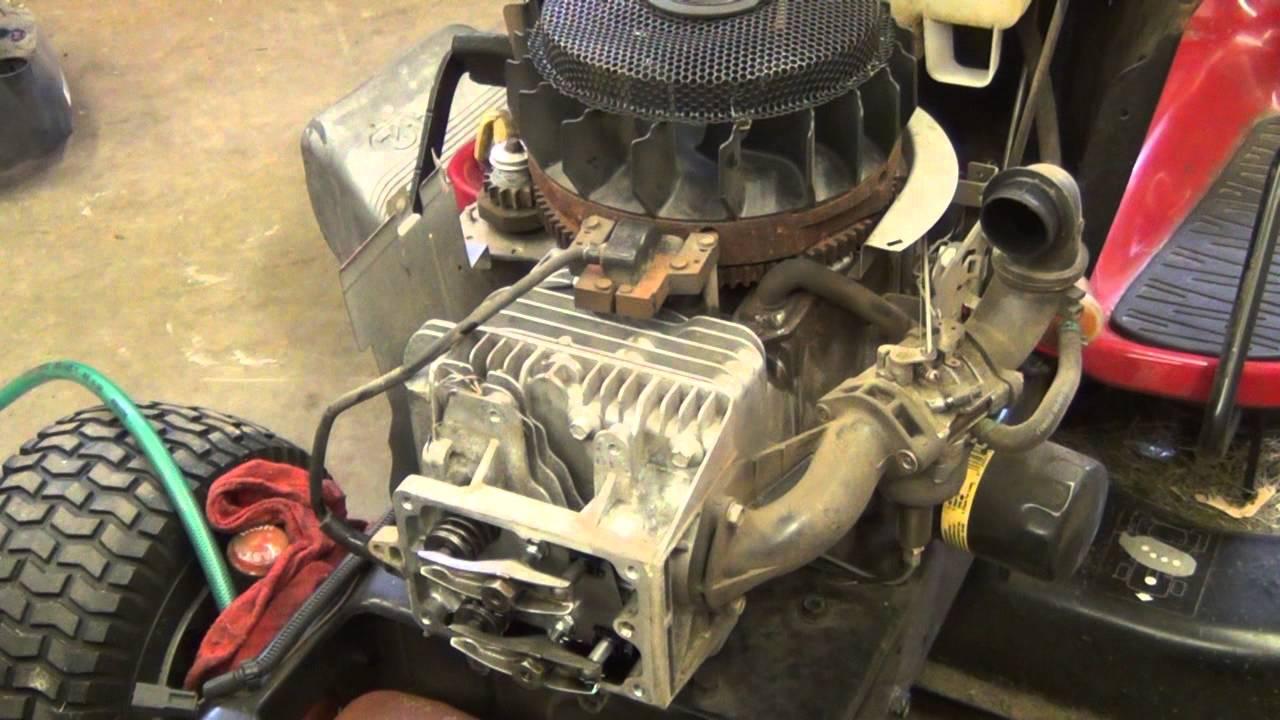 Briggs Stratton Vanguard Engine Diagram