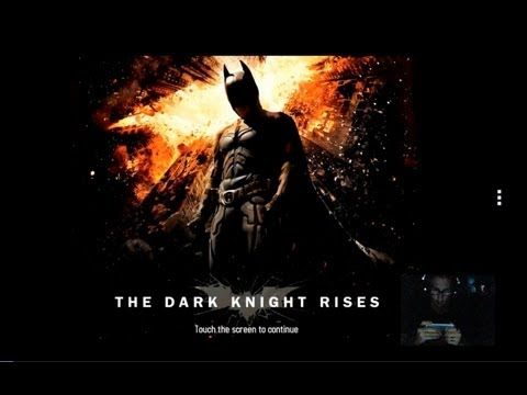 Dark Knight Rises Walkthrough #1 Mission 1 - Android IOS Mobile Games