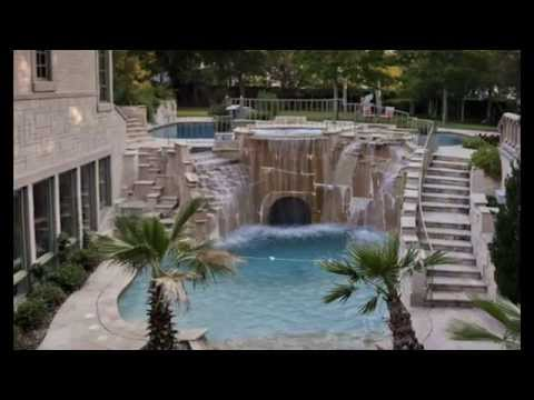 The biggest above ground pool in the world youtube - Largest above ground swimming pool ...