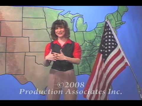 We Sign Patriotic - God Bless America - Instructor