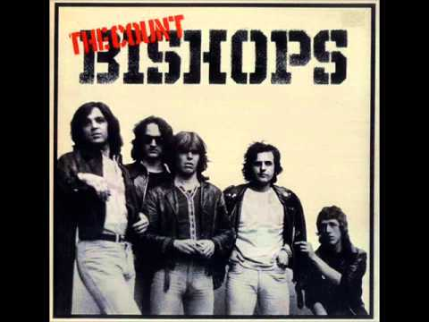 The Count Bishops- Good Guys Don't Wear White