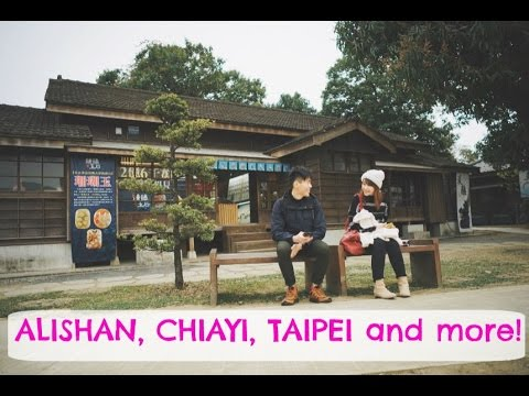 Our Alishan, Chiayi and Taipei Travel Vlog! ♡ | Travel with ClaireLim :D
