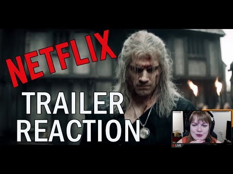 Witcher Netflix NEW Trailer Reactions & Breakdown
