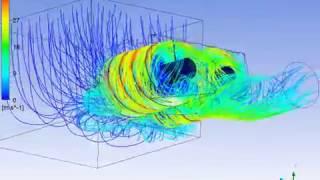 2-х-шнековый оседиагональный насос _ моделирование процессов в ANSYS _ 3