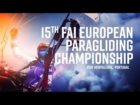 15th FAI Euro Paragliding Championship - Highlights