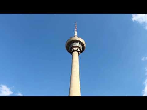 Torre de Radio y Televisión de Tianjin