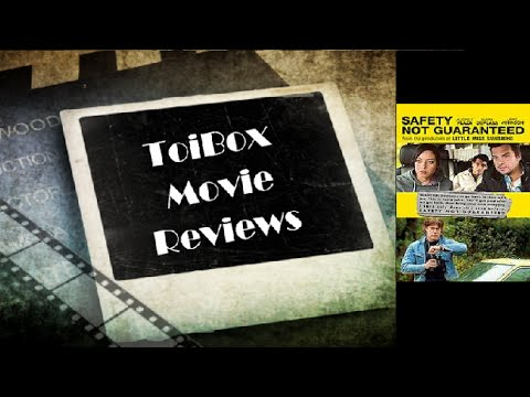 Safety Not Guaranteed - ToiBox Movie Reviews: Season One: Episode Two