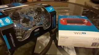 Pick Ups-  Wii U and 3DS Accessories