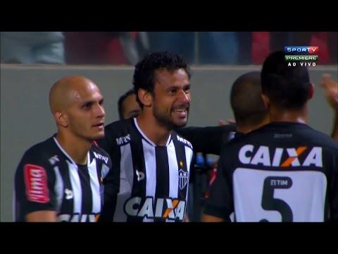 2º Gol de Fred, Atlético-MG 2 x 1 Vitória - Brasileirão 07/09/2016 [HD]