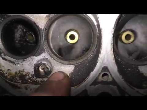 Фото к видео: BSF 1.6. Троение и сильный масложор!
