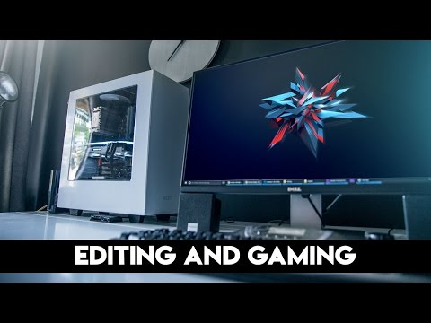 DREAM GAMING and EDITING PC Setup: How to build your own!
