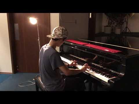 Mozart- Rondo Alla Turca Turkish March Piano(only practice 1 month half)