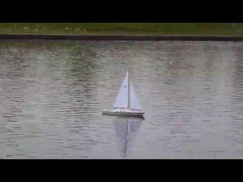 Günther Flugspiele sailing