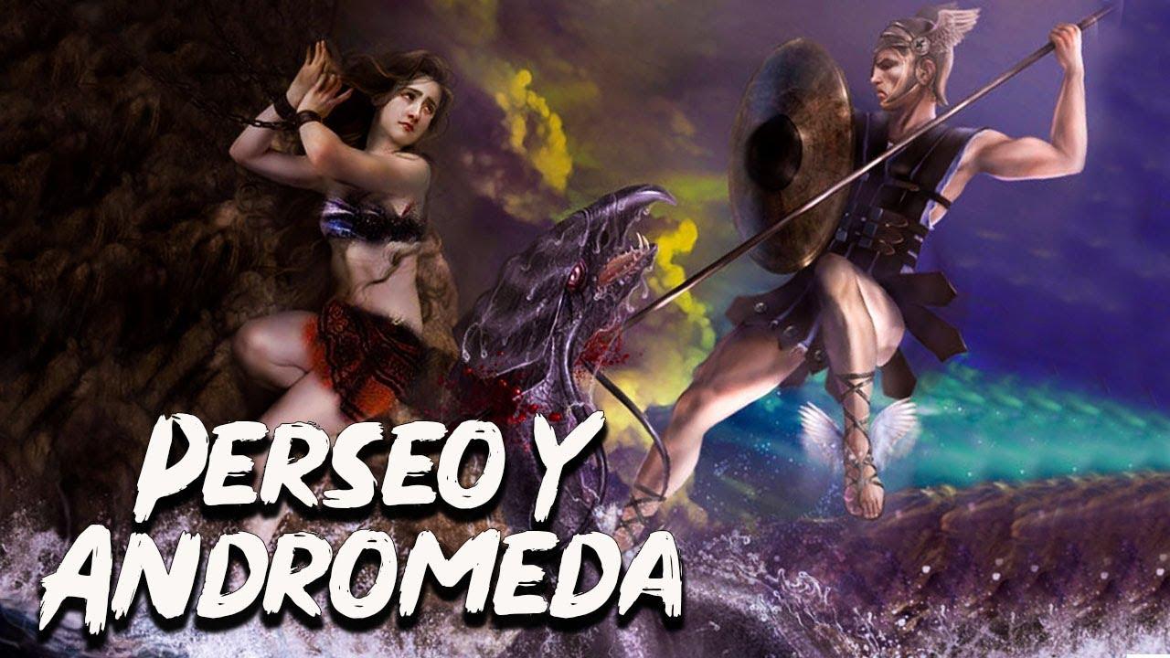 Perseo Y Andrómeda Mitología Griega Perseo Part 3 4 Mira La Historia Youtube
