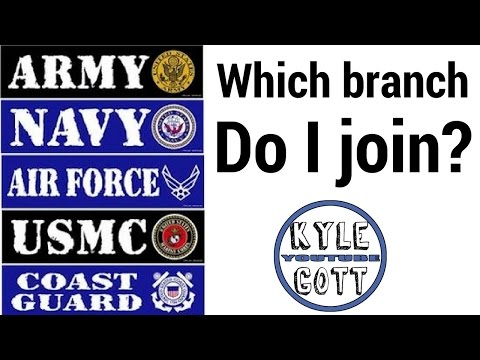 Best Military Branch To Join >> Which Military Branch Should I Join What Is The Best Branch Of