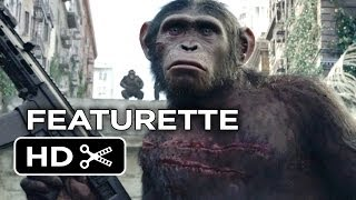 Dawn Of The Planet Of The Apes Featurette - The Threat (2014) - Sci-Fi Action Sequel HD