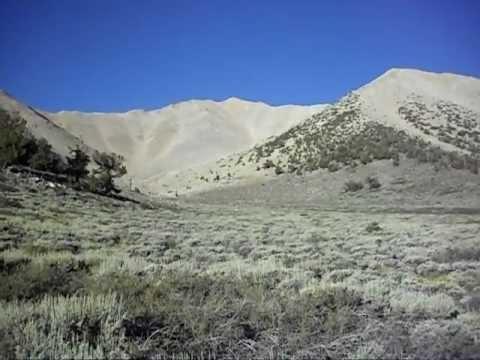 Boundary Peak Wilderness area of western Nevada