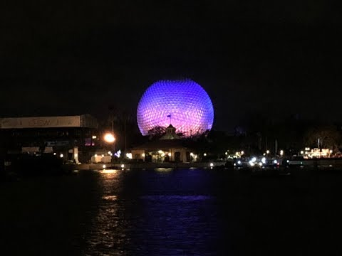 Epcot 35th Anniversary - Illuminations: Reflections of Earth with Tag Ending - Walt Disney World