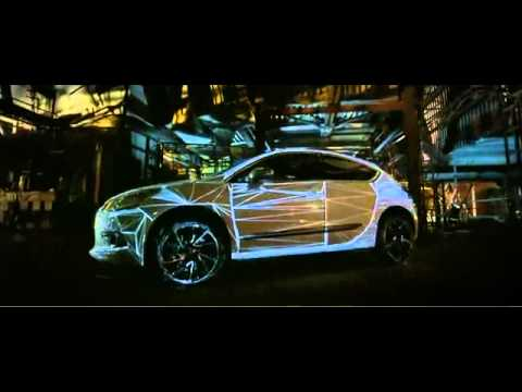 DS Car Light Show DS GB Owners Club - Car light show
