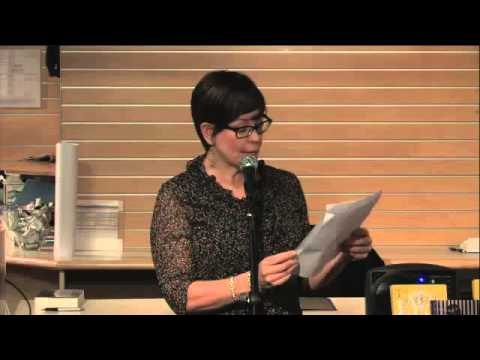Robson Reading Series Presents Andrew Kaufman, Camille Martin and Barry Webster