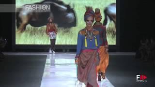 """Dian Pelangi"" Jakarta Fashion Week 2013 by FashionChannel"