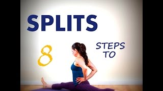 How to get Splits in one day | 2 Minutes | 8 STEPS