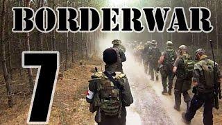 BORDER WAR 7 -  Airsoft Sniper Gameplay - Operation Skylance 2015