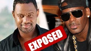Transgender blast R. Kelly for turning young boys gay and Expose Brian McKnight