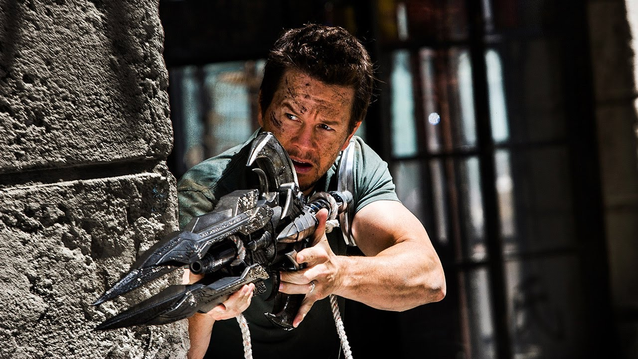 Transformers: Age of Extinction - Take The Gun