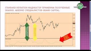 standard deviation индикатор
