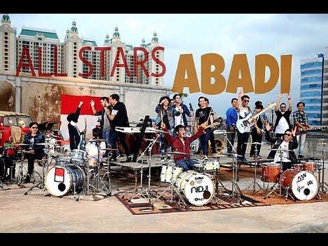 Iwan Fals  - Abadi ( ft. Noah,Nidji,Geisha,D'masiv ) Lirik