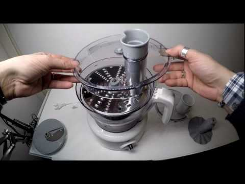Philips hr775100 robot da cucina recensiioneita youtube - Robot da cucina philips essence ...