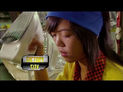 China - How She Dominated Life in Factory Towns Documentary HD