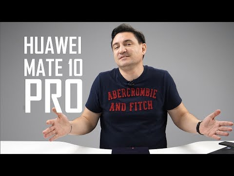 UNBOXING & REVIEW - HUAWEI MATE 10 PRO