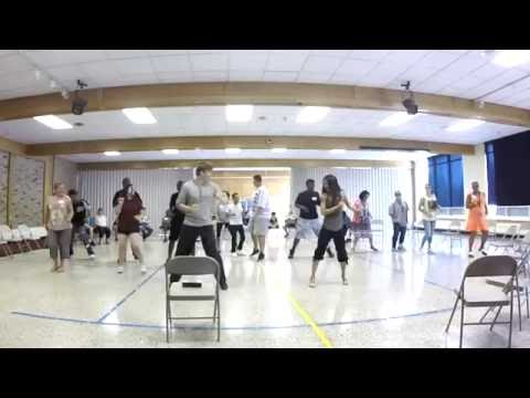 GAVRILOV DANCE- Benway School Summer Workshop 2016 Cha Cha Cha