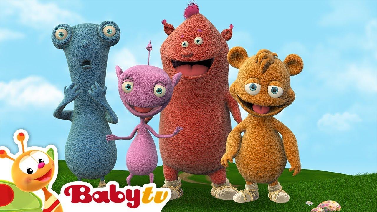 Cuddlies - Diariamente na BabyTV