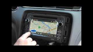 How to add Navigation System to 2013 Buick Enclave, Chevy Traverse n GMC Acadia