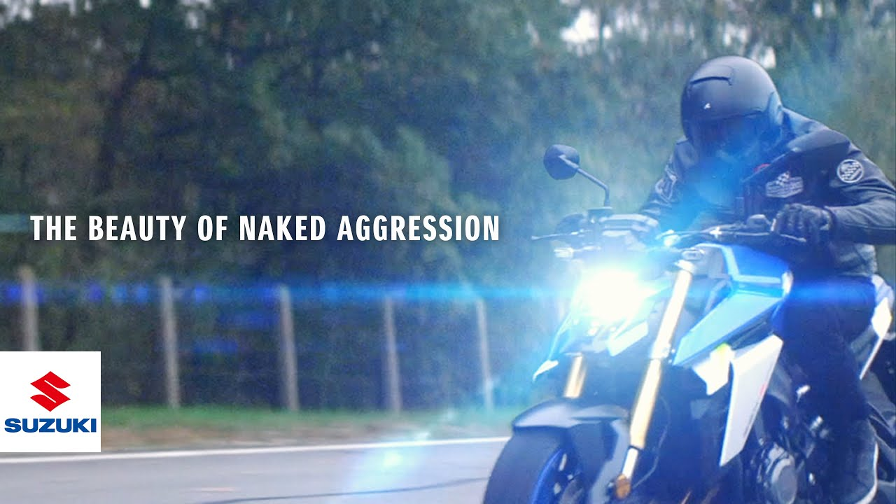 GSX-S1000 | official promotional video - ver. 2 | Clip 5 of 5 | Suzuki