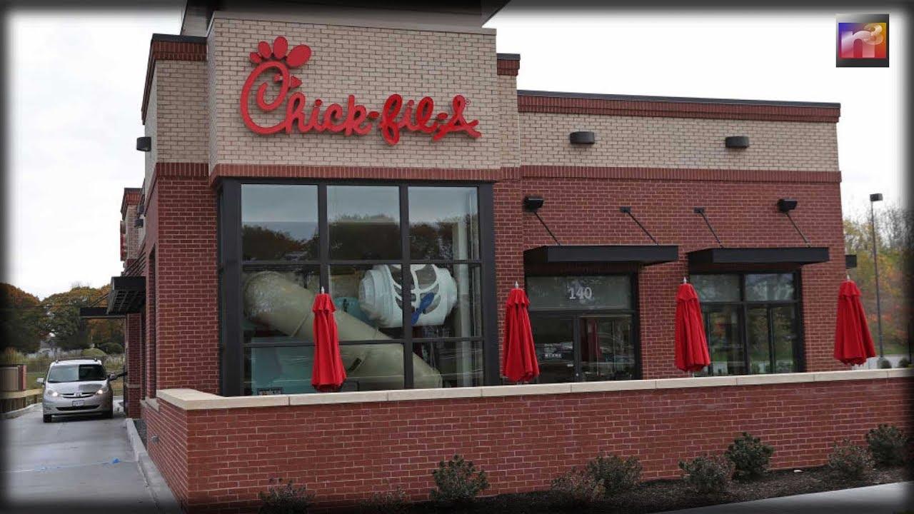 Largest Fast Food Restaurant