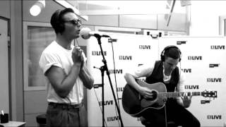 Hurts - Wonderful Life (1Live Radio)