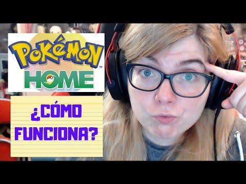 ¿Qué es POKEMON HOME? ¿Cómo funciona? ¿Cuanto cuesta? * POKEMON HOME TUTORIAL ESPAÑOL*  CobayasGamer