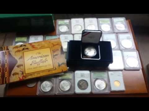 Massive Hoard Of PCGS Graded Morgan Dollars Found At Garage Sale!