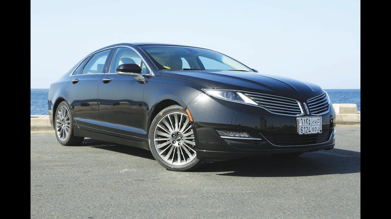 Lincoln Mkz Detailed Test Drive English Version